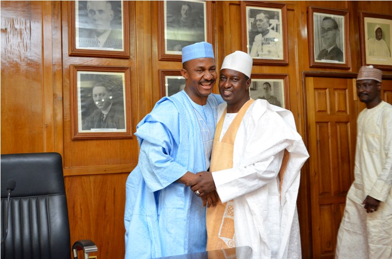 GOVERNOR YERO COMMENDS NCPC FOR ITS REMARKABLE ACHIEVEMENTS